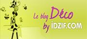 blog déco idzif