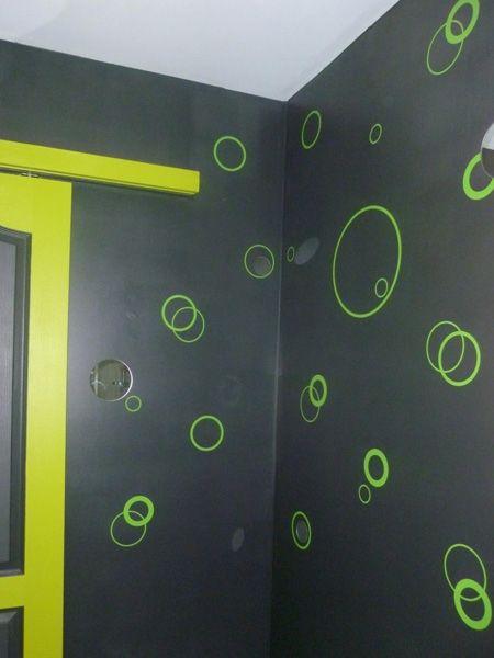 déco murale bulle