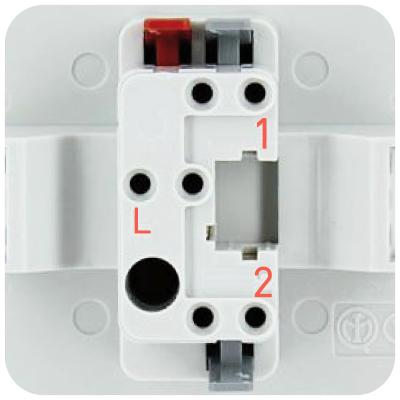 connectiques interrupteur