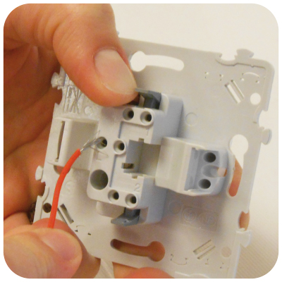 connectique L interrupteur
