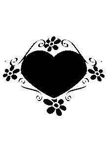 Sticker amour