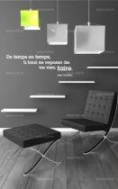 """Sticker citation \""""De temps en temps...\"""" de Jean Cocteau. Sticker adhésif découpés à la forme dans vinyle de couleur unie, ce sticker renversant trouvera une place unique dans votre intérieur."""