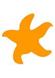 Sticker étoile