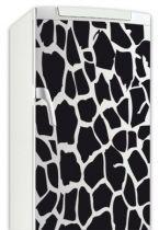 Sticker frigo girafe
