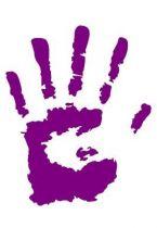 Sticker grandes mains