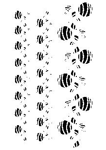 """Sticker feuilles de Pissenlit découpées à la forme dans vinyle de couleur unie. Ces motifs habilleront de manière originale vos murs mais aussi vos meubles. Ce visuel se complète parfaitement avec le sticker \""""Pissenlit\"""" qui fait fureur dans vos intérieur."""