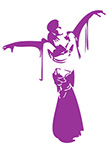Sticker oriental : Danseuse du ventre