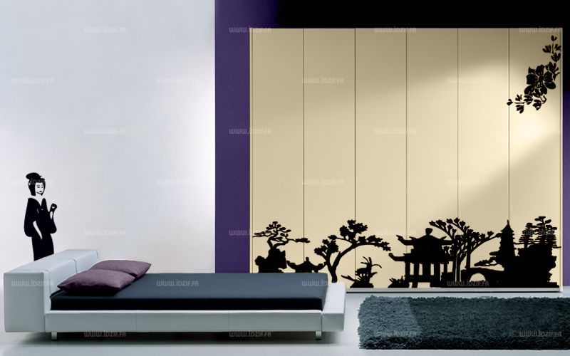Decoration stickers muraux adhesif sticker mural adhsif for Decoration adhesif mural