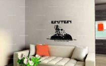 Stickers Albert Einstein.