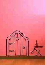 Ludivine Anadon, notre créatrice, vous fait redécouvrir Alice au Pays des Merveilles, conte de Lewis Carroll, avec ce sticker décoratif qui séduira les enfants ou pourra créer un trompe l��il dans votre décoration d�intérieur