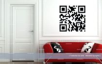 stickers ami qr code