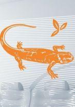 stickers muraux salamandre