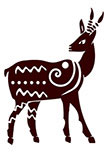Stickers Antilope