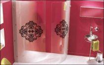 Le stickers arabesque blason pour décorer l\'intérieur