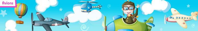 stickers_muraux_enfants_avion