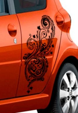 Stickers aygo arabesque