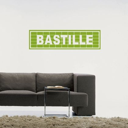 Stickers Bastille