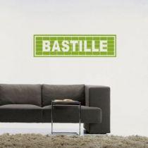 Stickers Bastille