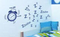 Stickers BD sommeil