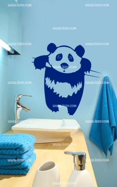 Stickers bébé asie