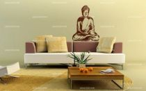 Stickers bouddhique