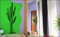 Le stickers cactus chambre enfant pour décorer une chambre d\'enfant