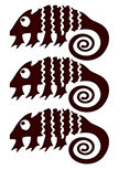 Stickers CAMELEONS