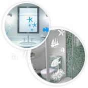 stickers faience salle de bain