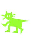 Stickers catty