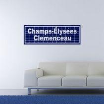 Stickers Champs Élysées