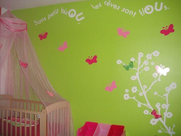 """Sticker citation \""""Sans petit bisou, les rêves sont flous\"""" de Bill Watterson en vente sur Idzif.com"""
