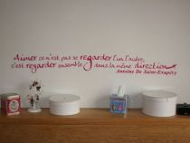 stickers citation aimer