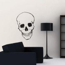 Stickers Crâne