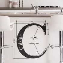 Stickers cuisine C by Hilton McConnico