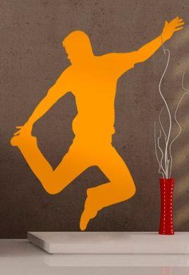 Stickers danseur pointe