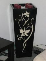 Stickers deco orchidée