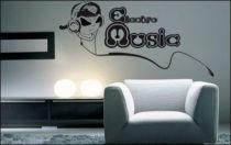 Le stickers electro music pour décorer une chambre d\'enfant