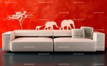 stickers elephants