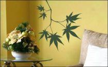 Le stickers érable vous permettra d\'apporter la nature sur vos murs