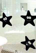 stickers etoile mer