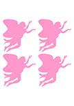 Stickers fées : ANGELIQUE