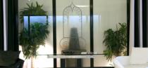 Le stickers fenêtre orientale pour décorer l\'intérieur