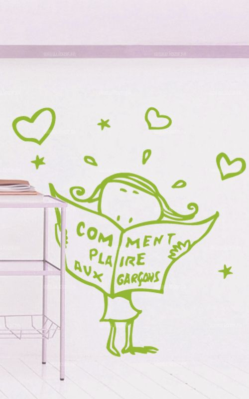stickers enfants humoristiques