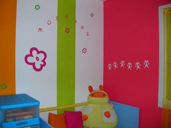 Stickers muraux enfants filles en vente sur iDzif.com