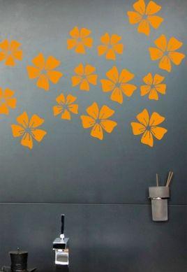 Stickers fleurs d\'abricotier