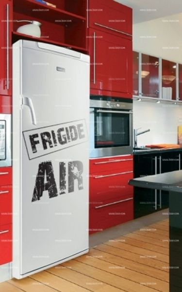Stickers frigide Air.