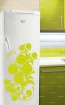 Stickers frigo : Arabesque.