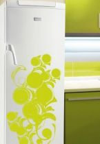 Stickers frigo : Arabesque.