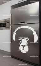 stickers frigo f�lin