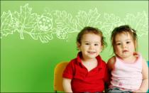 Le stickers frise coccinelle pour d�corer une chambre d\'enfant